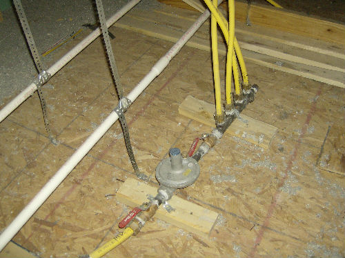 Csst Gas Line Bonding Electrician Services Offered By Daniel Electric