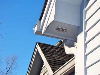 Eave Outlet
